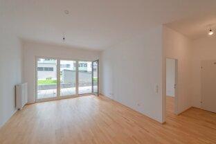 WOHNTRAUM | LICHTDURCHFLUTETE 2-ZIMMERWOHNUNG MIT 24 m² TERRASSE