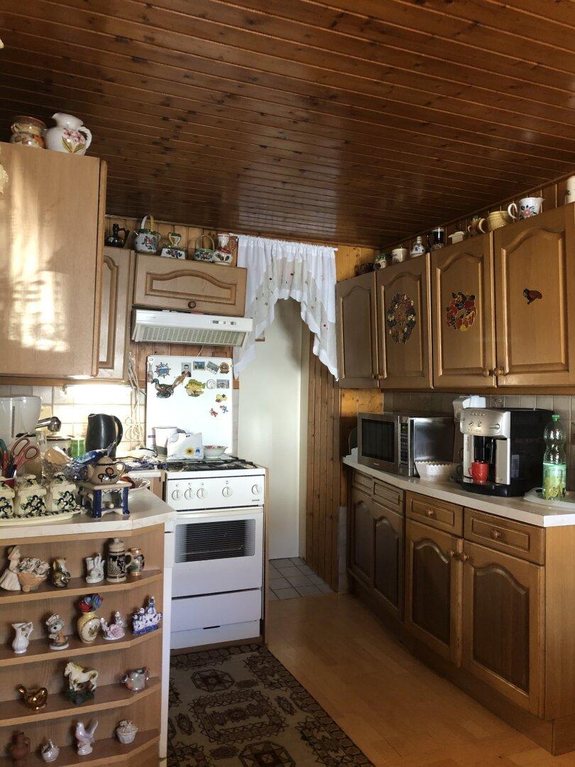 Wohn- Küche