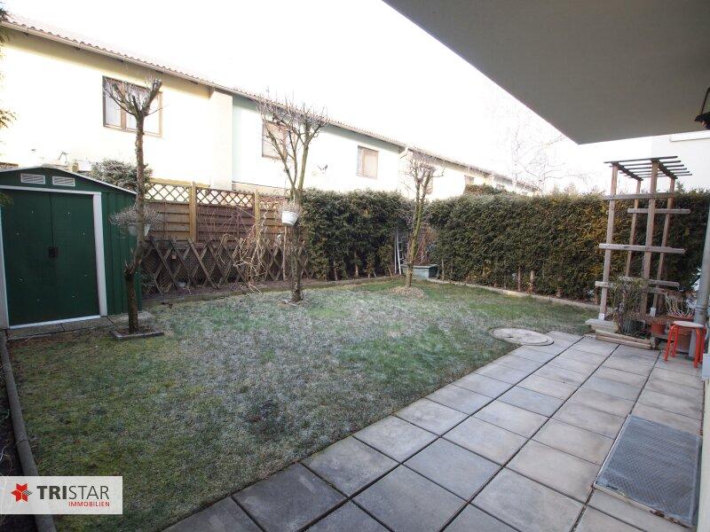 Wunderschöne Gartenruhelage - 2 Zimmer, Küche, Bad, WC mit 57m ² plus Terrasse und Garten! /  / 1220Wien / Bild 4