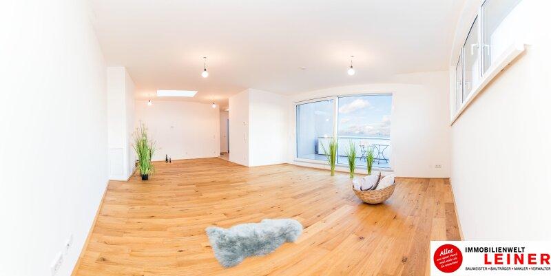 Modern & zentral mit Blick auf den Felmayergarten - Provisionsfreie Mietwohnung - Terrasse - 2 Zimmer - Erstbezug Objekt_16114