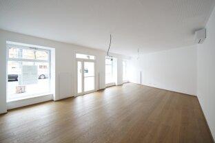 ERSTBEZUG: Wunderschön renoviertes Objekt mit hoher Sichtbarkeit in bester Zentrumslage! Klimatisiert!