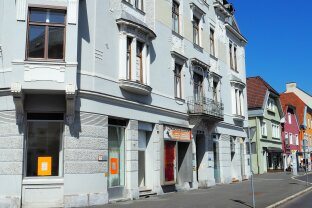 Ordination, Büro, Begegnungszentrum am Brucker Hauptplatz