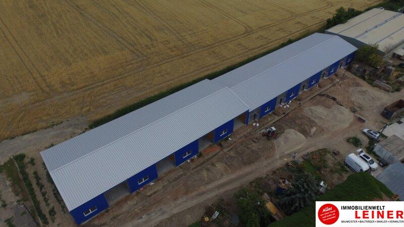 ERSTBEZUG! Neu errichtete LAGERHALLEN direkt an der Bundesstraße - Nähe Autobahn S1 Objekt_8920 Bild_702