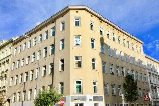 63m2 / 3 Zimmer / Altbau / Zentral - NÄHE LUGNER-CITY