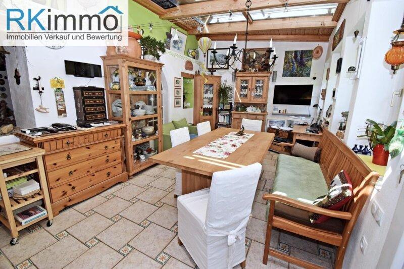 Landhaus mit mediterranen Flair in Ruhelage,  bestgepflegtes äußerst geschmackvolles Einfamilienhaus mit uneinsehbaren Garten /  / 2191Gaweinstal / Bild 7