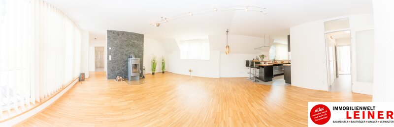 Schwechat - luxuriöses 4 Zimmer Penthouse 130m² Wohnfläche plus 2 Traumterrassen! Objekt_8876 Bild_447
