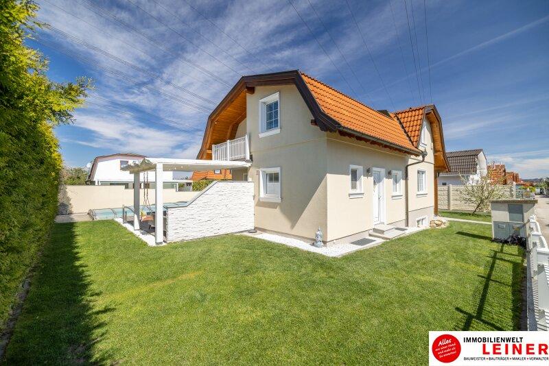 ACHTUNG! KAUFANBOT LIEGT VOR! Einfamilienhaus in Maria Lanzendorf auf Pachtgrund - HIER wird IHR WOHNTRAUM wahr! Objekt_15374 Bild_398