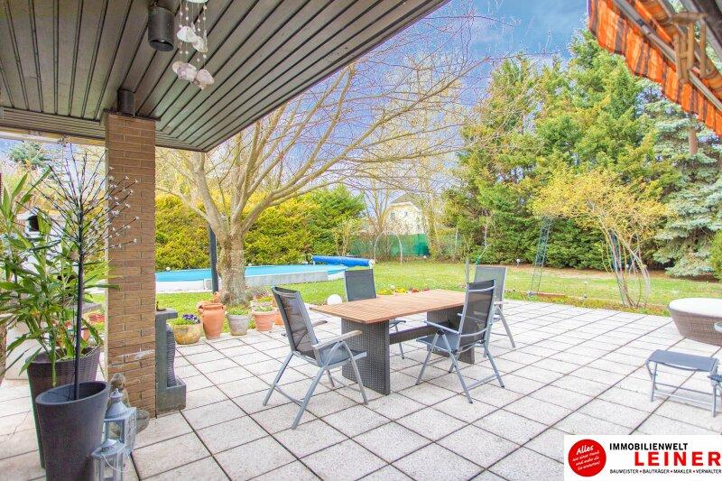 Ihr Haus * BUNGALOW* in Schwadorf mit 1077 m² Grund und Pool - verbringen Sie den nächsten Sommer im eigenen Garten Objekt_8819 Bild_627