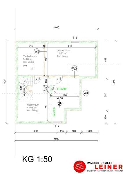 Achtung! Kaufanbot liegt vor! Exklusives Einfamilienhaus (Haus 3) mit traumhafter Dachterrasse sowie Gründach am Laaer Berg! /  / 1100Wien / Bild 5