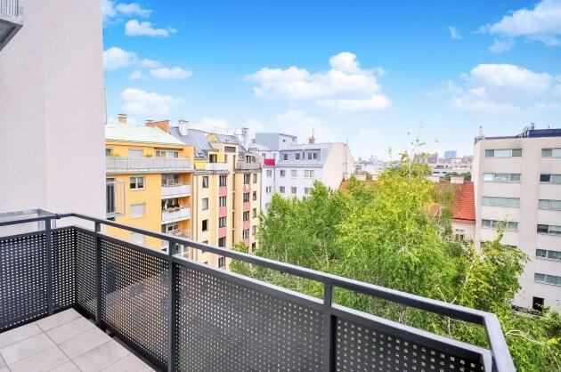 Foto von ++NEU++ Hochwertige 3-Zimmer Neubauwohnung samt ostseitigen Balkon im 6. LIFTSTOCK!!