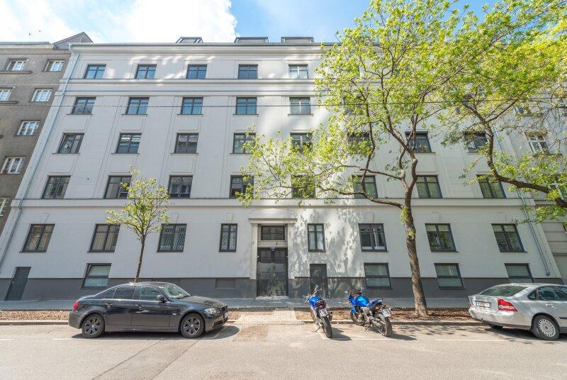 ++NEU++ Generalsanierter 3-Zimmer Altbau-Erstbezug mit Balkon, sehr guter Grundriss! /  / 1200Wien / Bild 2