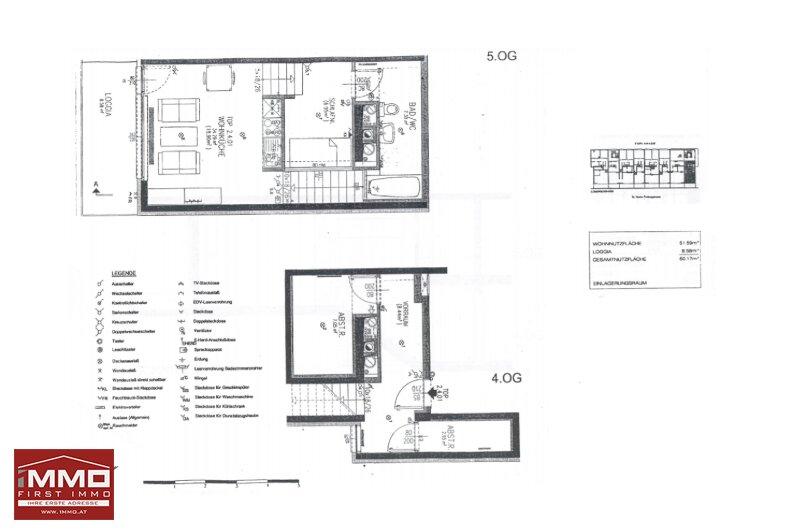 Schöne und sonnige 1,5 Zimmer Wohnung mit großer Loggia! /  / 1100Wien / Bild 9