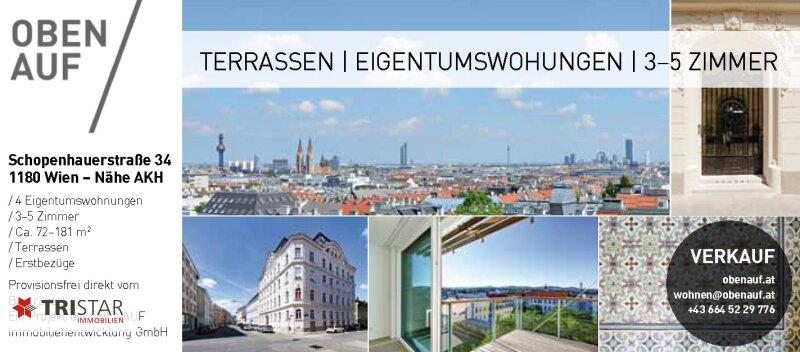 PROVISIONSFREI - Dachgschoßwohnungen mit Luxusausstattung ! /  / 1180Wien / Bild 6
