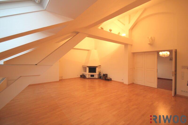 Schöne DG-Wohnung im Herzen der Wiener Innenstadt, Terrasse, Ruhelage /  / 1010Wien / Bild 9