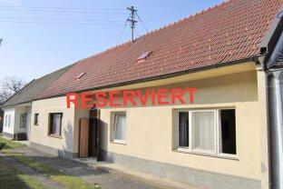 gemütliches Haus in Lutzmannsburg  auf 935 m² Eigengrund mit zusätzlichem Bauernhaus, Gemüsegarten und eigenen Brunnen
