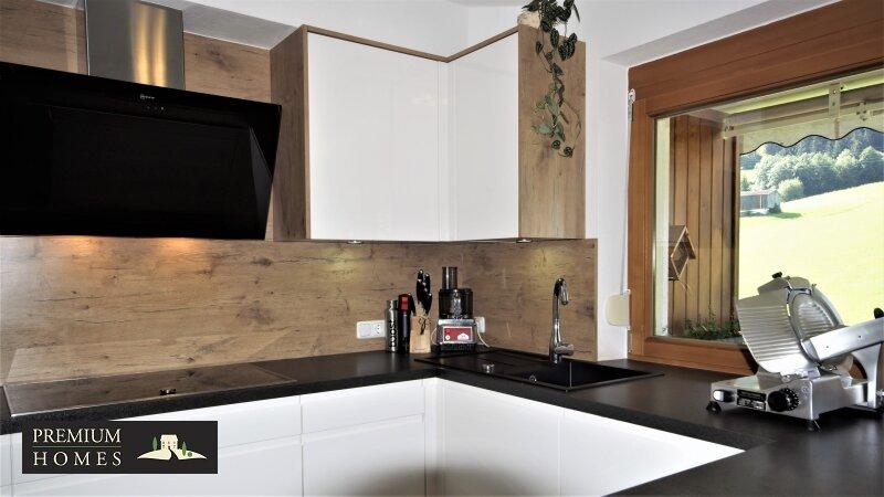 Ellmau - Eigentumswohnung - Küche