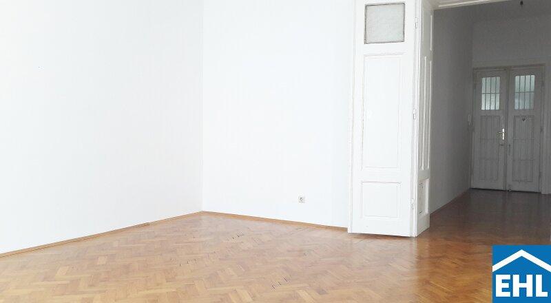 Großzügige 2 Zimmer-Altbauwohnung Nähe Augarten /  / 1200Wien / Bild 3