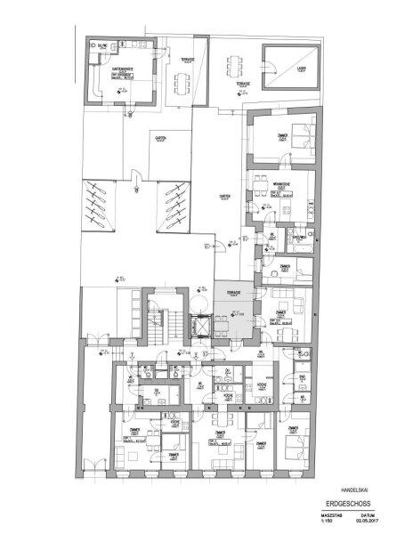 ++Rarität++ ERSTBEZUG Hofhaus, voll möbliert, mit Garten und Lager! /  / 1020Wien / Bild 17
