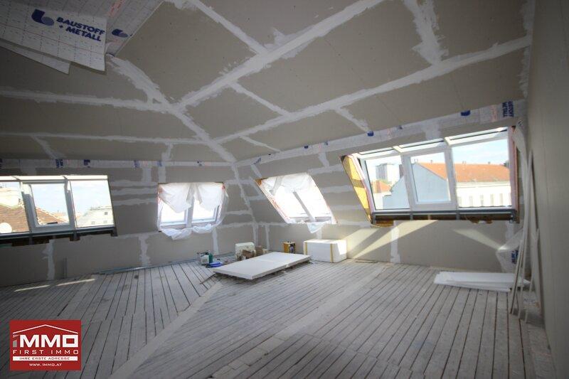 Extravagante Dachgeschoß-Maisonette mit Terrasse! /  / 1050Wien / Bild 5