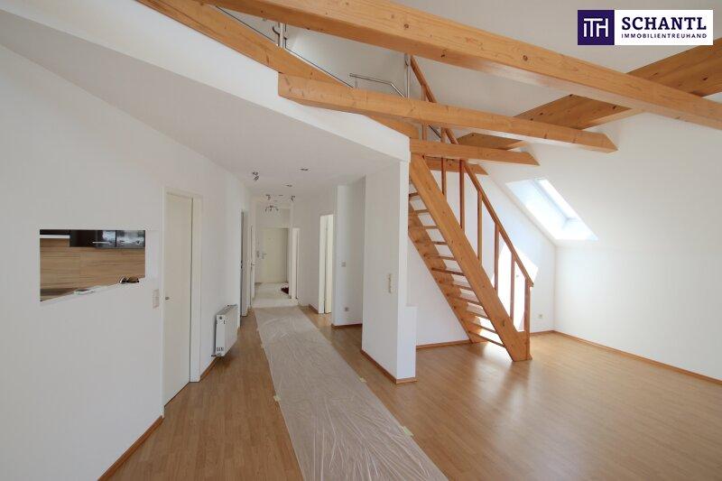 Großartige 4 Zimmer-Wohnung mit toller Ausstattung und feiner Sonnenterrasse!