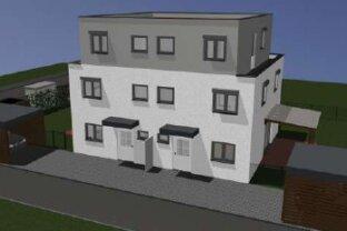 Doppelhaushälfte in Perchtoldsdorf, Eigengrund, Fertigstellung 2022, 5 Zimmer, Eigengarten