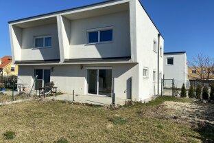 Doppelhaushälfte in Gänserndorf-Süd mit großen Garten (ca. 148 m²)