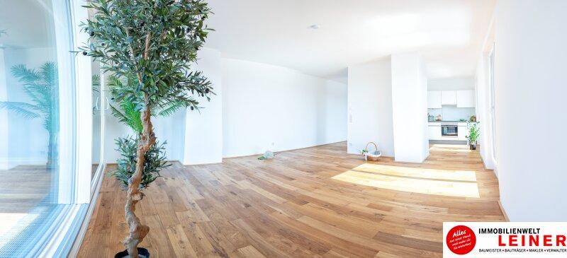 100 m² PENTHOUSE *UNBEFRISTET*BARRIEREFREI*Schwechat - 3 Zimmer Penthouse im Erstbezug mit 54 m² großer südseitiger Terrasse Objekt_9404 Bild_420
