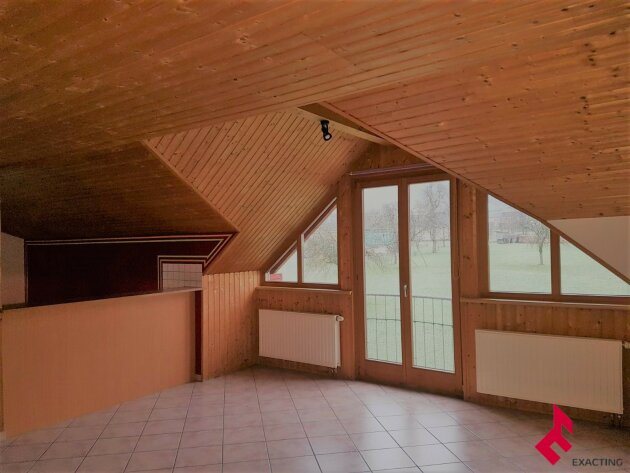 2,5-Zi-Dachgeschoss-Wohnung