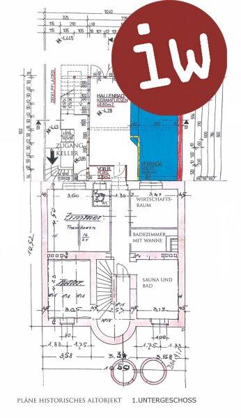 Villa der Jahrhundertwende in bester zentraler Lage - Sachsenviertel Objekt_614 Bild_27