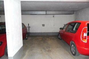 Garagenplatz zu mieten - verfügbar ab Oktober 2020!