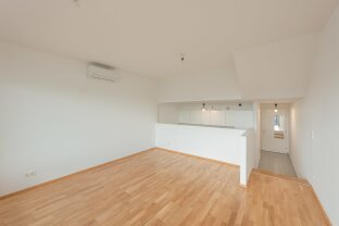 frisch sanierte Singlewohnung mit Garagenplatz (Wienerberg City)