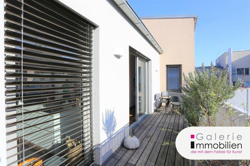 Außergewöhnliche DG-Wohnung mit Terrasse auf Wohnebene - Garagenplatz Objekt_34973 Bild_44