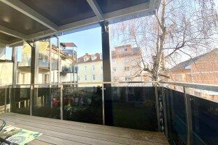 +++ SONNIGER BALKON +++  Schöne 2-Zimmer-Wohnung mit Extraküche Nähe Lendplatz