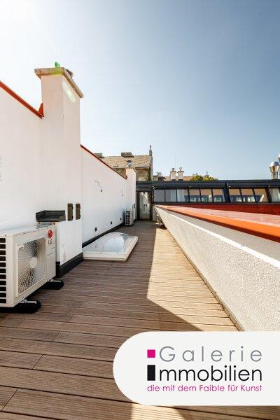 Traummaisonette mit großen Terrassen - revitalisiertes Biedermeierhaus beim Rochusmarkt Objekt_32206 Bild_172