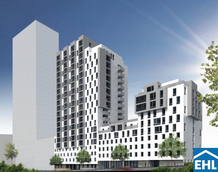 MySky - Traumhafte Eigentumswohnungen im Herzen von Monte Laa /  / 1100Wien / Bild 2