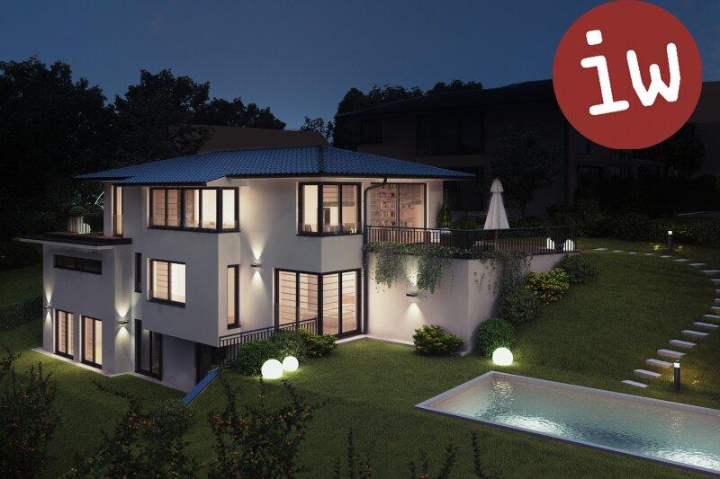 Familien Villa, Bauprojekt in selten schöner Lage Objekt_493