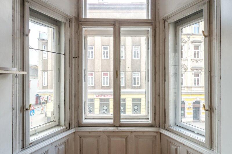 ++NEU++ Sanierungsbedürftige Stilaltbauwohnung in aufstrebender Lage! 4-Zimmer möglich! /  / 1150Wien / Bild 5