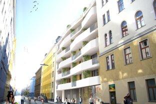 Projekt Leopold: Erstbezugs-Wohnungen mit luxuriöser Ausstattung (voll vermietet)