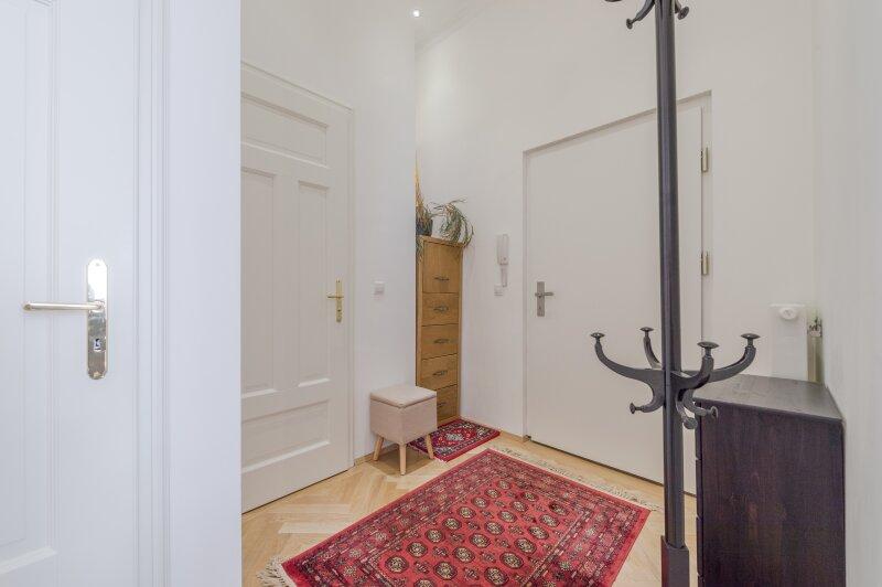 ++NEU++ 4-Zimmer Altbauwohnung, hochwertig saniert, sehr gute, ruhige Lage! /  / 1030Wien / Bild 3