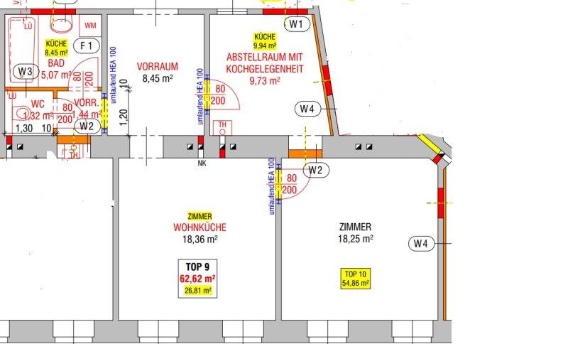 ++NEU++ ALTBAU-ERSTBEZUG, getrennte Küche, HOCHWERTIG ausgestattet! (Ameisgasse) **PROVISIONSRABATT** /  / 1140Wien / Bild 10