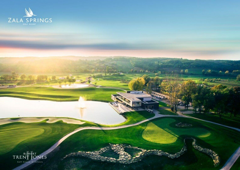 Golf course  zalaspr