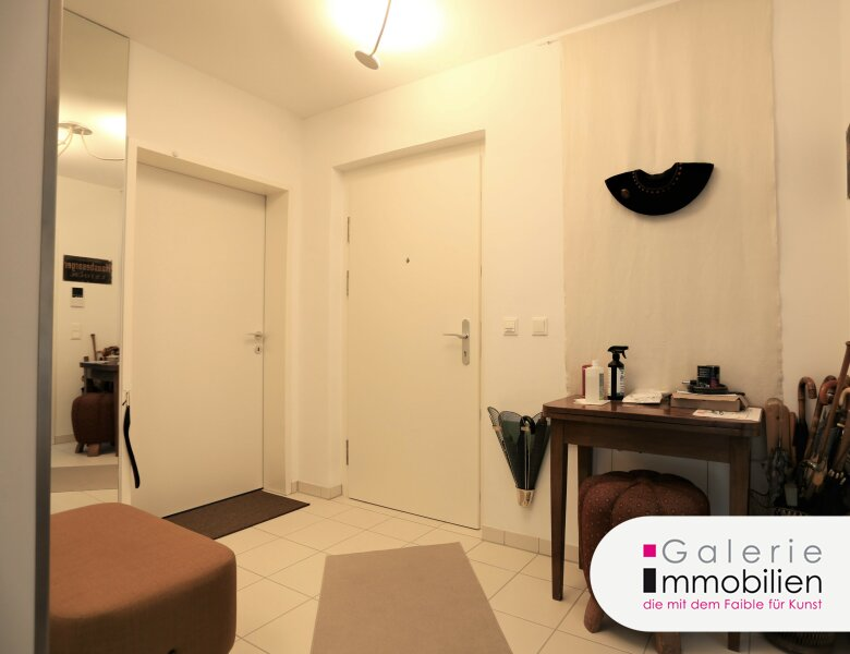 Außergewöhnliche DG-Wohnung mit Terrasse auf Wohnebene - Garagenplatz Objekt_34973 Bild_58