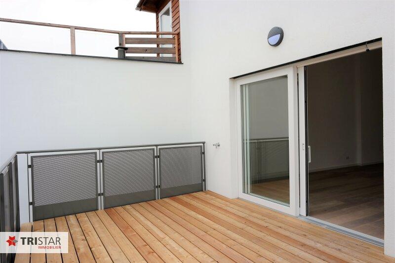 :::Wohnprojekt im Baurecht - grosszügige DG-Loftwohnung mit Terrasse in Grünruhelage Nähe Stadtplatz::: /  / 3400Klosterneuburg / Bild 0