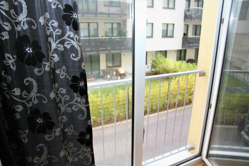 ASPANGSTRASSE: 2-Zimmer-Wohnung BEFRISTET vermietet, Neubau