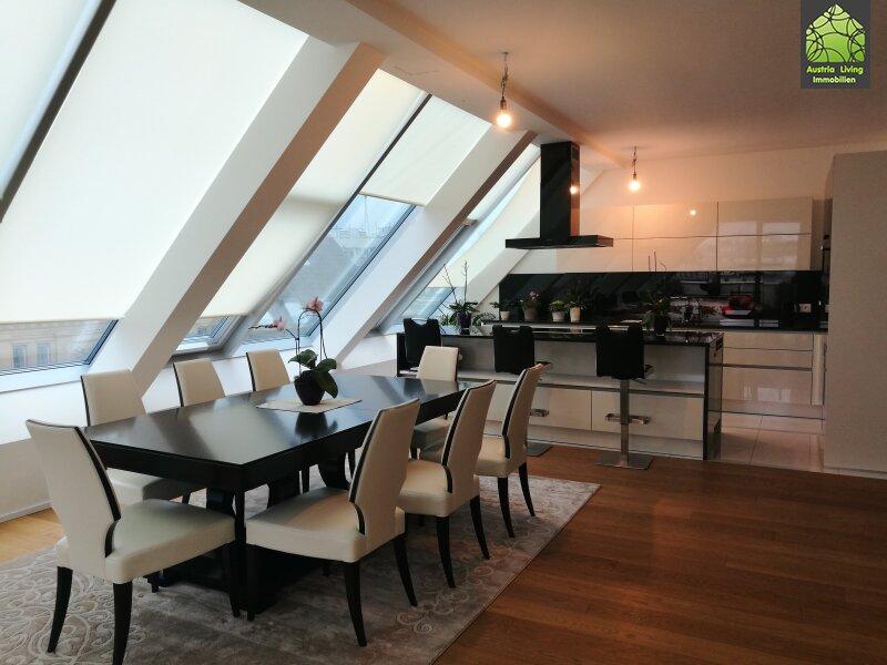 Penthouse-Wohnung mit großer Terrasse und Rundumblick /  / 1010Wien / Bild 1