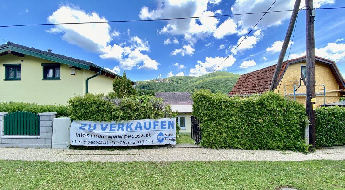 Sofort beziehbares süßes Haus in der Kleingartensiedlung am Wolfersberg - EIGENGRUND -