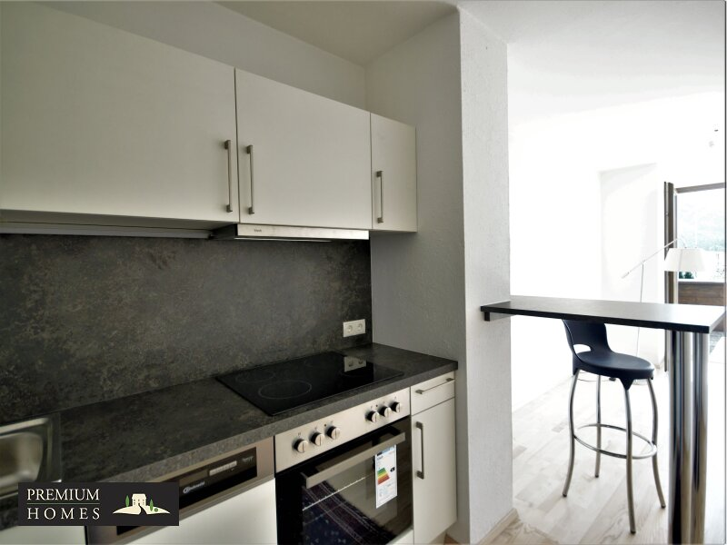 WÖRGL- 2 - Zimmer Mietwohnung-Küchen-Ansicht