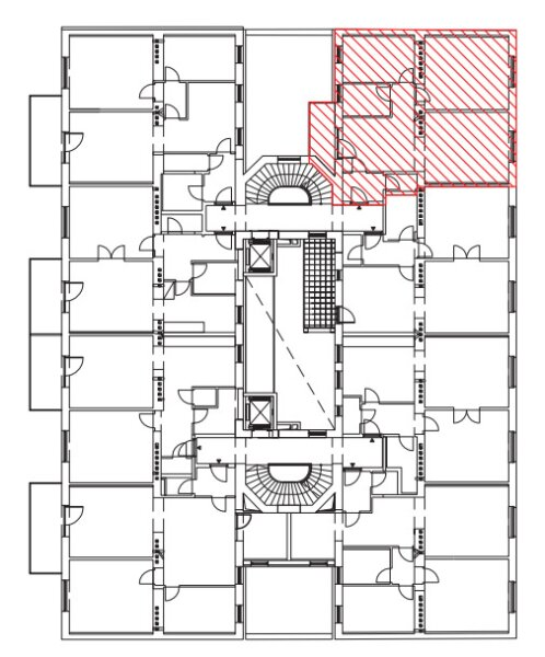 ++NEU++ Kernsanierter 3-Zimmer Altbau-Erstbezug mit Balkon, sehr gute Raumaufteilung! /  / 1200Wien / Bild 16