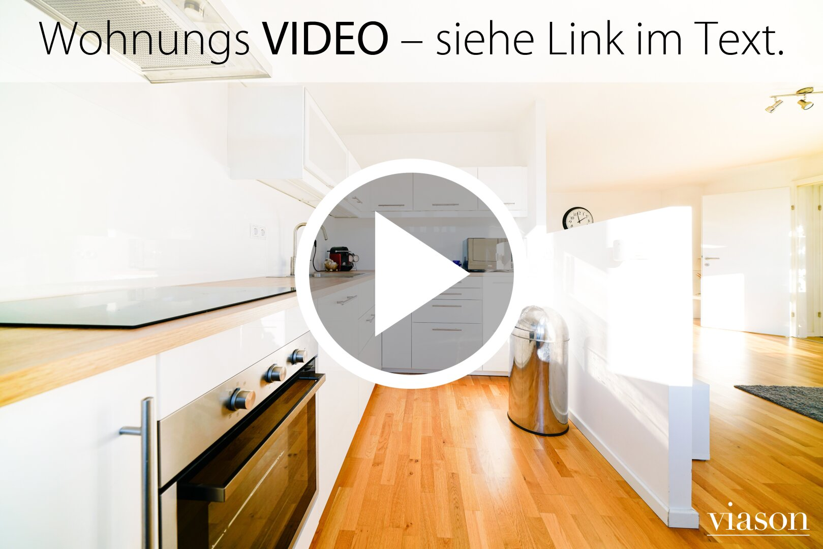 Wohnungs VIDEO Link im Text