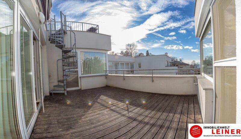 Schwechat - luxuriöses 4 Zimmer Penthouse 130m² Wohnfläche plus 2 Traumterrassen! Objekt_8876 Bild_449